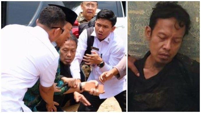 Tetangga Abu Rara, pelaku penusukan Wiranto mengungkapkan sifat aslinya, pendiam dan tak neko-neko.
