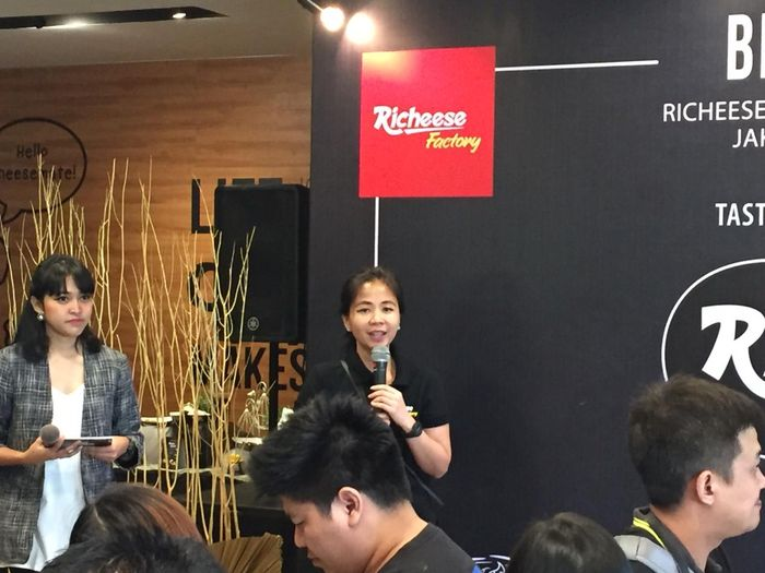 Fahmi Ristianty, Head Marketing PT Richeese Kuliner Indonesia