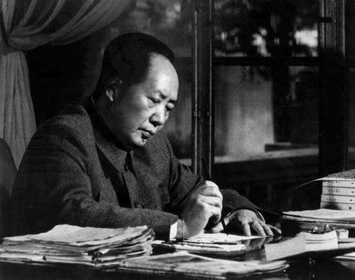 medium.com via sosok.id Mao Zedong