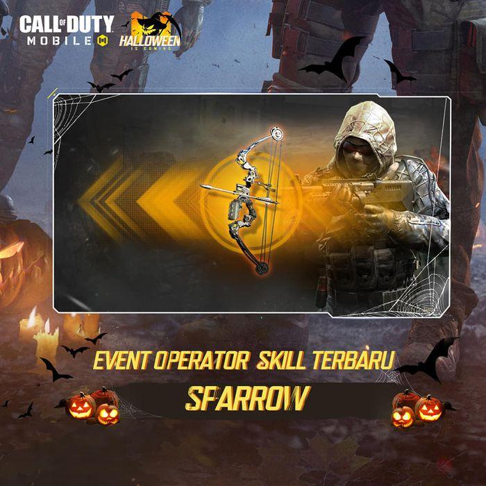 Event operator skill terbaru sparrow