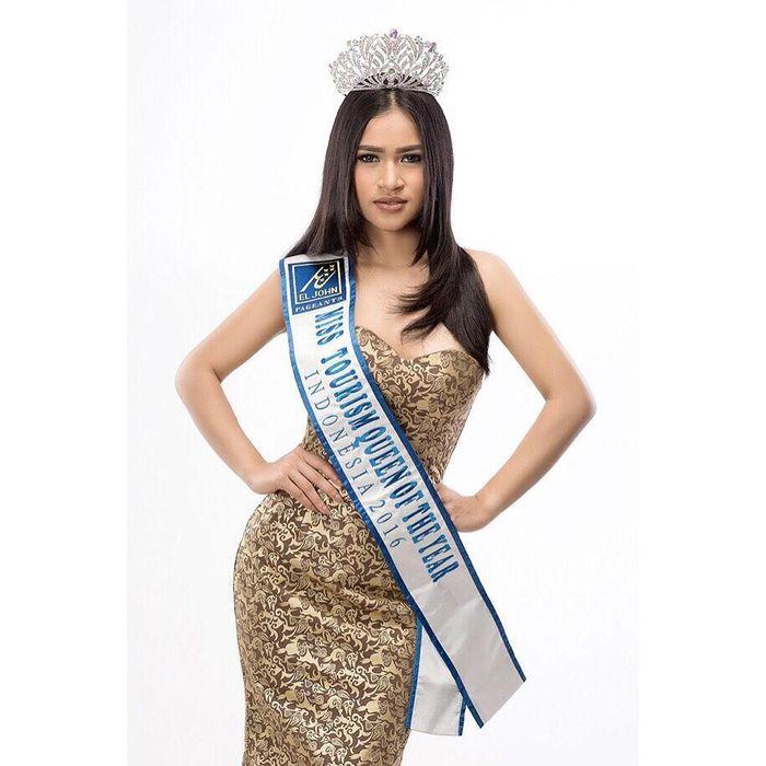 Putri Amelia, Puteri Indonesia Pariwisata 2016
