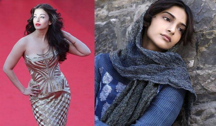 Perseteruan Sonam Kapoor- Aishwarya Rai.