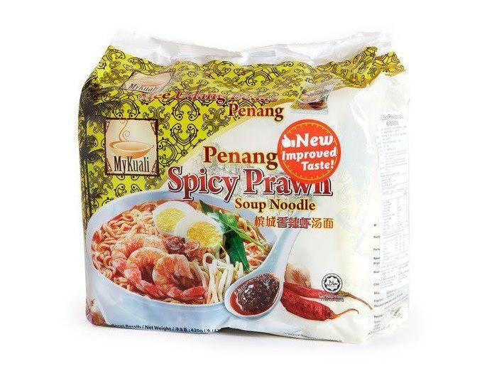 MyKuali - Penang Spicy Prawn