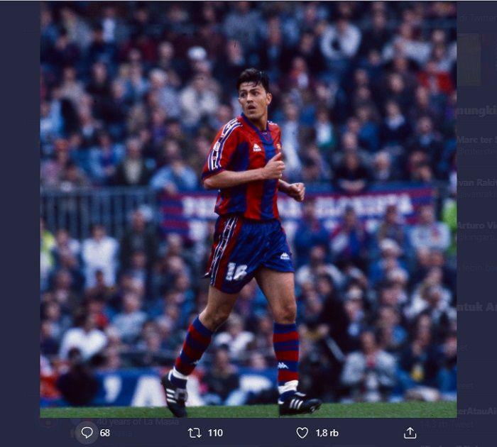 Mantan pemain Barcelona, Oscar Garcia, akan kembali ke Catalunya setelah menjadi pelatih Celta Vigo.