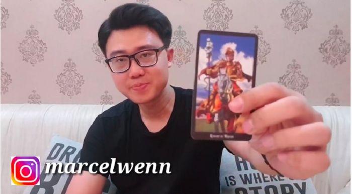 Kartu tarot king of wands