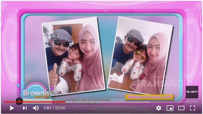 Potret keluarga <a href='https://manado.tribunnews.com/tag/ki-daus' title='KiDaus'>KiDaus</a>.