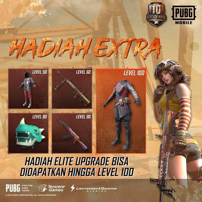 Hadiah Extra Season 10