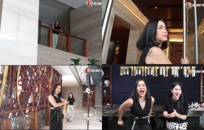 Rumah Mewah Sandra Dewi