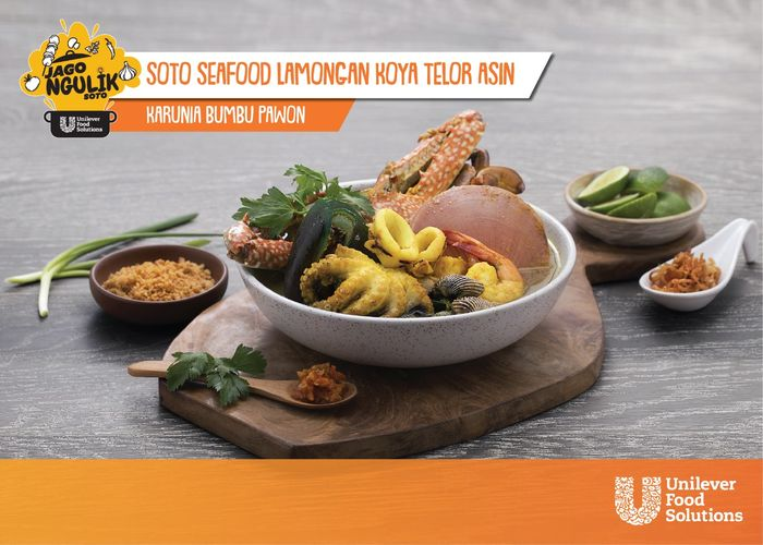 Unilever Food Solutions Announced Winner For Ngulik Rasa Competition All Are Fusion Dishes With Local Touches Page All Kitchenesia