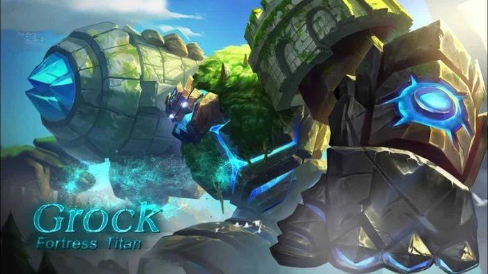 Grock Mobile Legends