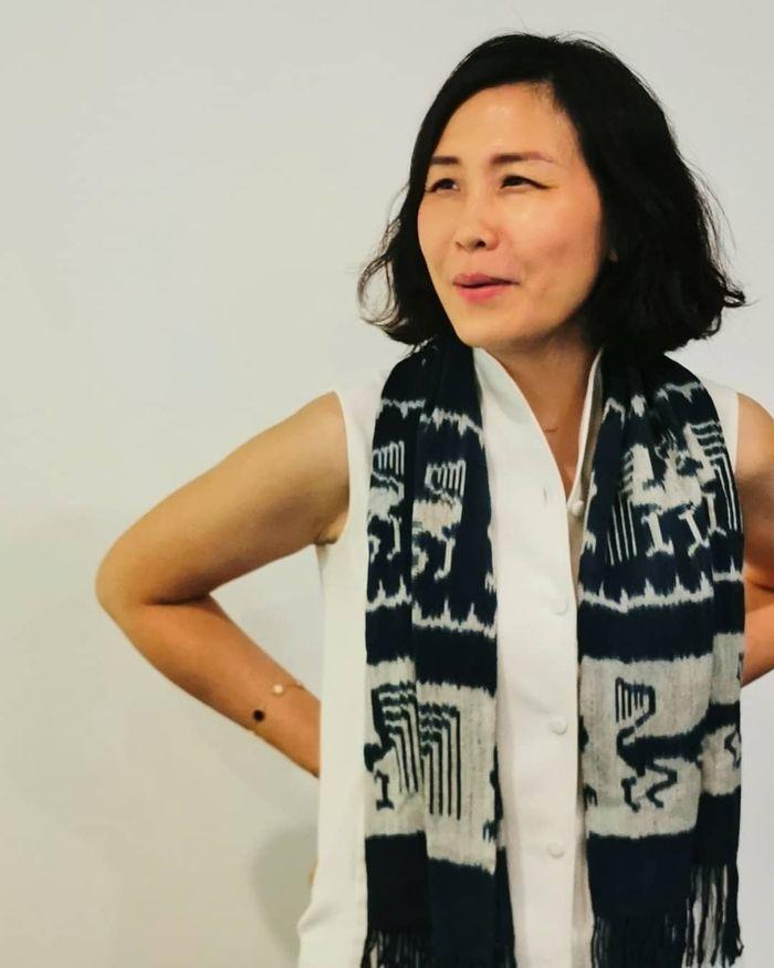 Veronica Tan dinilai semakin terlihat bahagia dan cantik setelah berpisah dengan Ahok