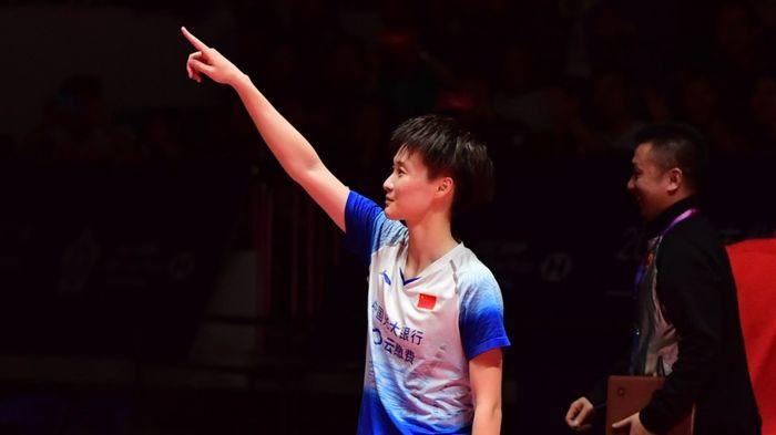 Pemain tunggal putri China, Chen Yu Fei
