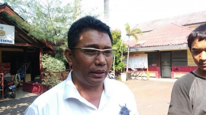 Kanit Reskrim Polsek Metro Penjaringa Kompol Mustakim, Rabu(18/12)