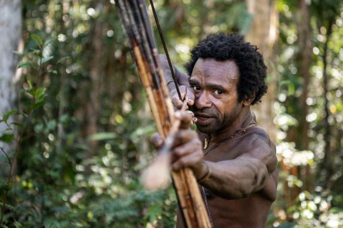 Suku Korowai, suku kanibal di Papua