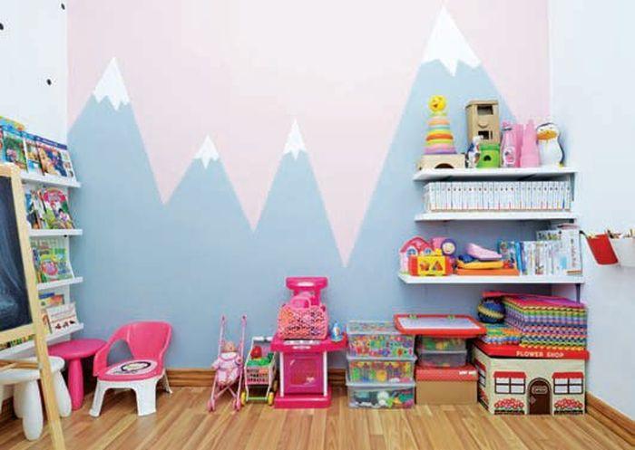 6 Ide Dekorasi Kamar Dan Ruang Bermain Anak Dengan Tema Yang Berbeda Coba Furnitur Multifungsi Semua Halaman Idea