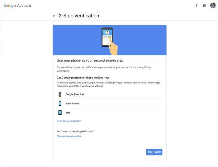 Begini Cara Aktifkan Autentikasi Dua Faktor Pada Akun Google Dijamin Aman Semua Halaman Nextren Grid Id