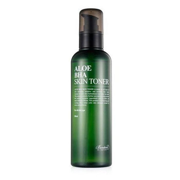 Rekomendasi toner untuk kulit wajah dengan jerawat: Benton Aloe BHA Skin Toner