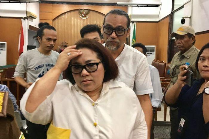 Sempat Kepergok Pergi ke Solo saat Masih Jalani Masa Rehabilitasi, Nunung Enggan Klarifikasi pada Awak Media:Sakit Gigi!