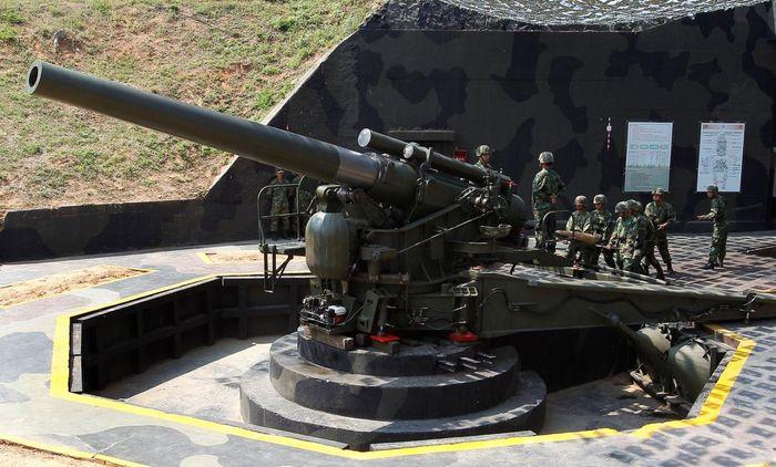 Howitzer 240mm M1 Guojin