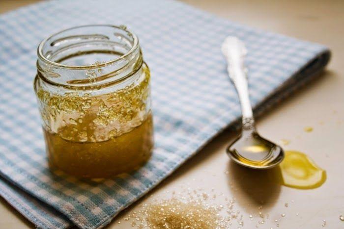Gula jawa dan minyak zaitun