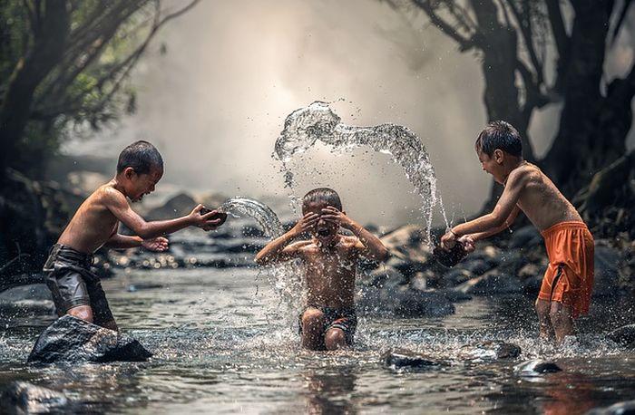♔ Hangat Arti mimpi anak tenggelam di sungai tapi selamat