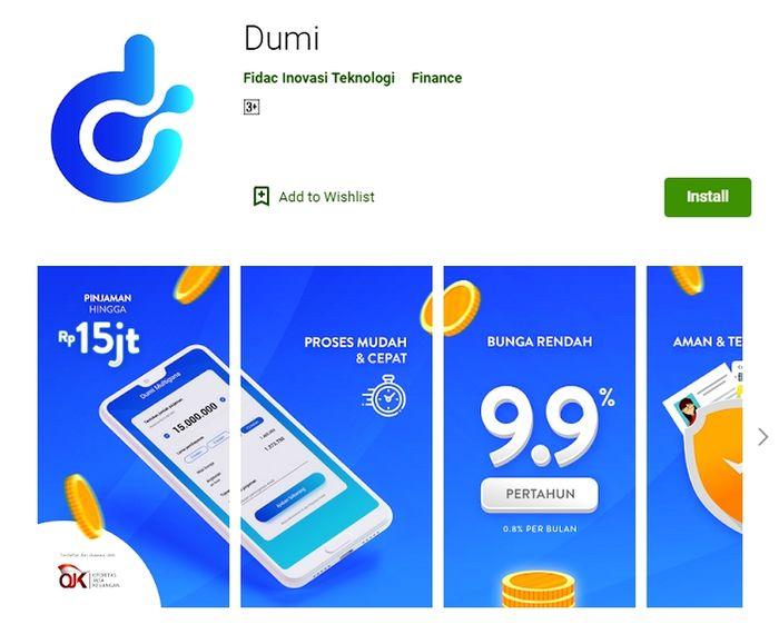 Fintech Dumi Pinjaman Cepat Khusus Untuk Pns Dengan Bunga 9
