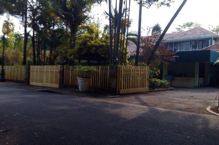 Kondisi Rumah Cendana setelah kepergian Presiden Soeharto