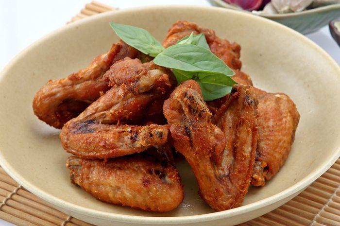 Resep Sayap Ayam Aroma Ketumbar