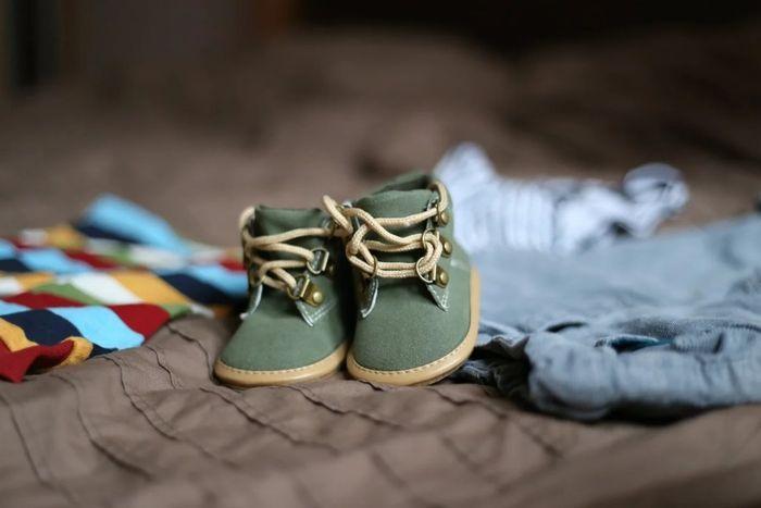 Ilustrasi sepatu
