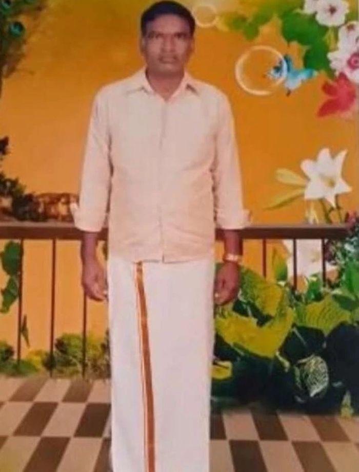 Bala Krishna (50) gantung diri karena takut tularkan virus corona ke keluarganya.