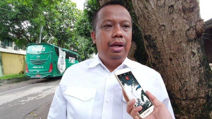 Manajer PSMS Medan, Mulyadi Simatupang