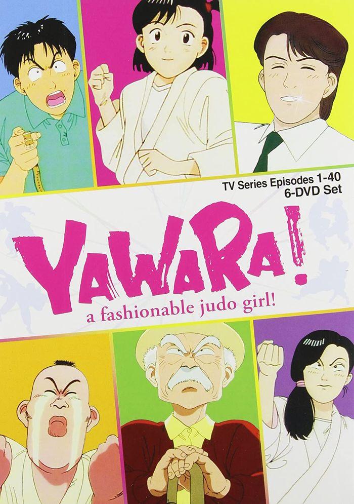 Anime Yawara