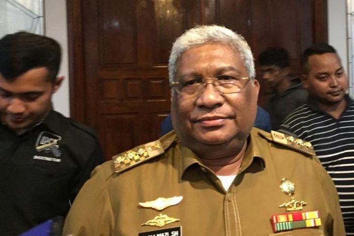 Gubernur Sultra Ali Mazi