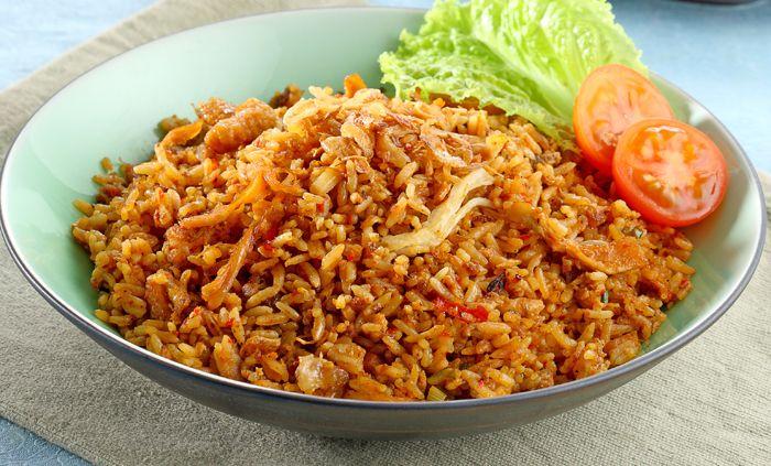 Nasi Goreng Jamur