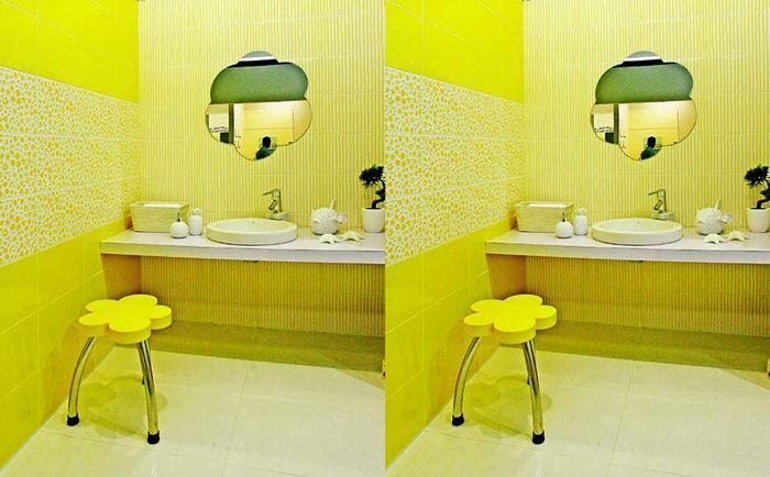 Warna Warni Keramik Tak Kalah Cantk Dengan Wallcover Dan Cat Dinding Semua Halaman Idea