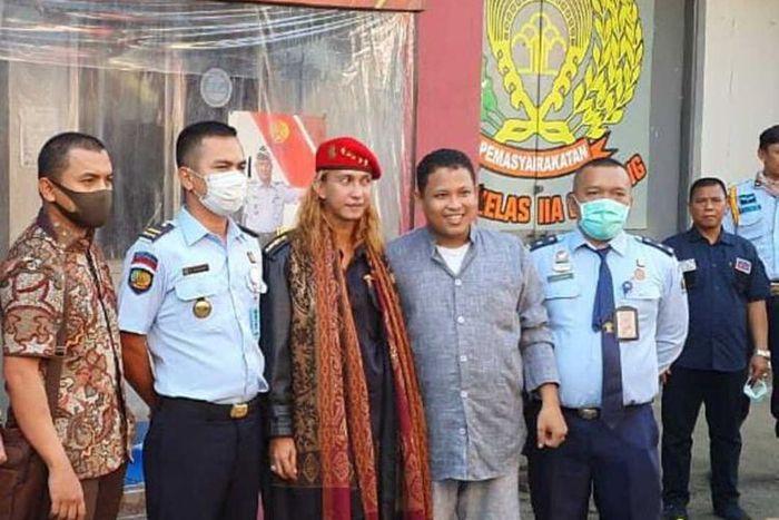 Bahar bin Smith kembali ditangkap