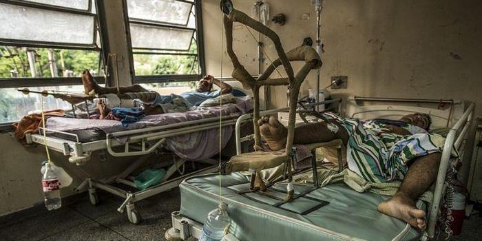 Tanpa Listrik, Air Bersih, dan Sabun, Rumah Sakit Terburuk di Dunia Ini Terancam Kolaps Jika Harus Tangani Banyak Pasien Covid-19