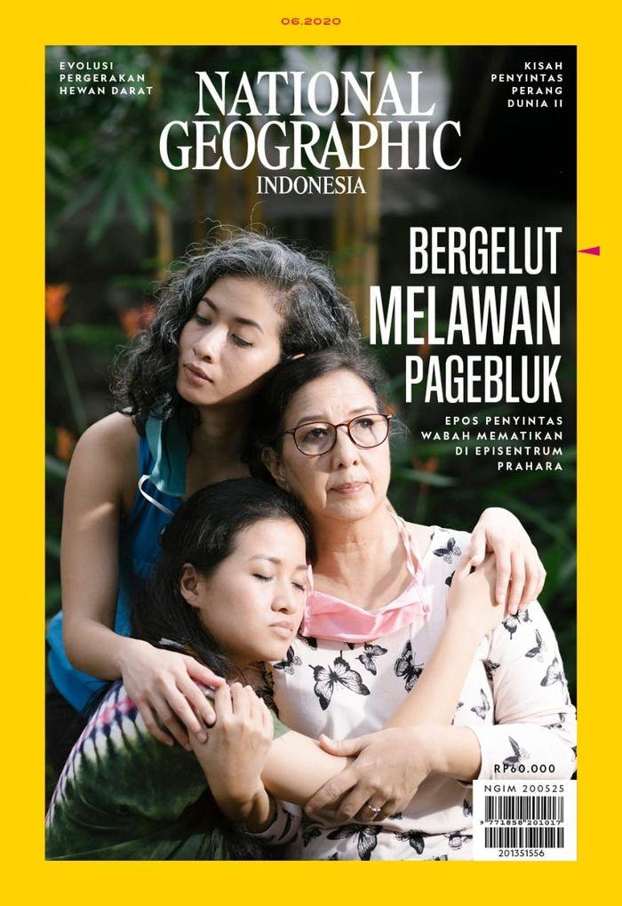 Bergelut Melawan Maut, cerita feature oleh Fikri Muhammad dan fotografer Rahmad Azhar Hutomo di edisi Juni 2020.