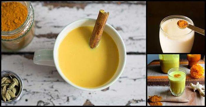Susu kunyit madu dapat diminum untuk memperkuat sistem imunitas tubuh.