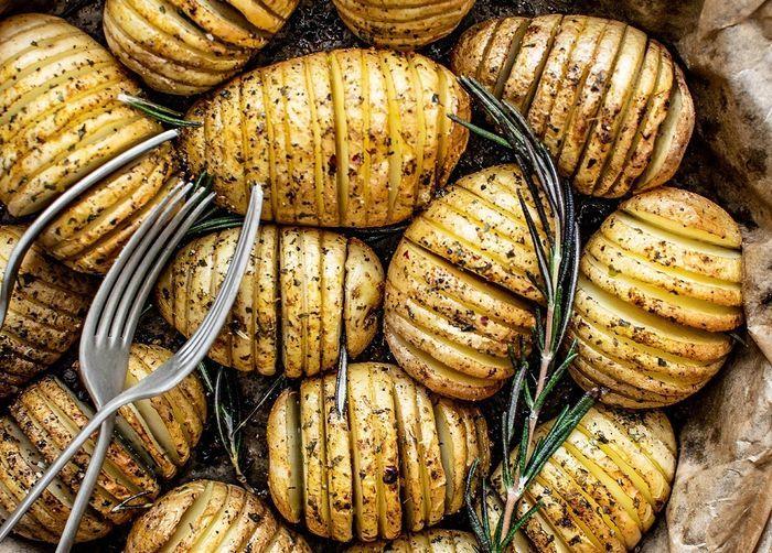 Coba mulai sekarang makan kentang dengan kulitnya, bermanfaat untuk tubuh