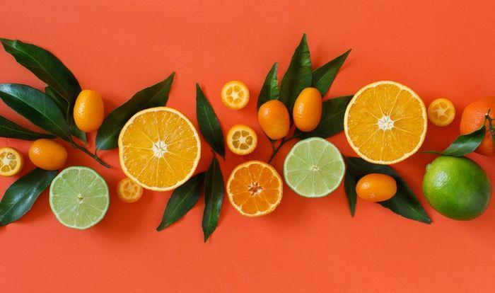 Buah citrus