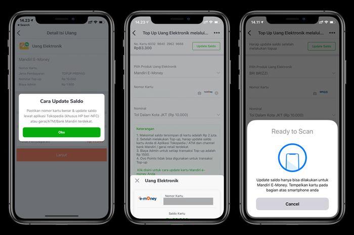 Tokopedia for iOS Mendukung NFC! Bisa Beli dan Update ...