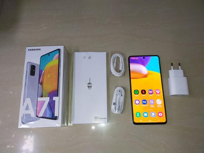 Boks Samsung Galaxy A71