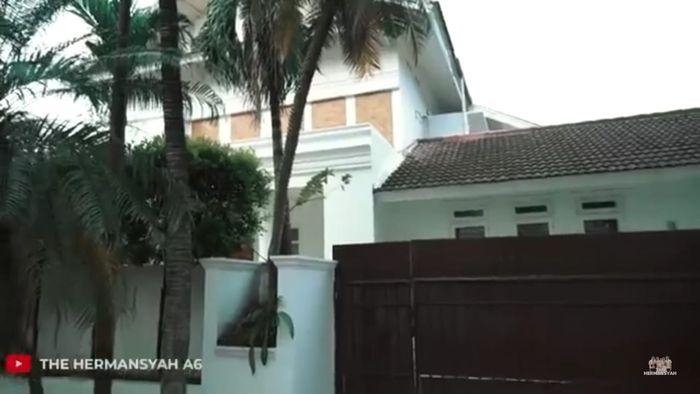 Rumah masa kecil <a href='https://manado.tribunnews.com/tag/ashanty' title='Ashanty'>Ashanty</a>