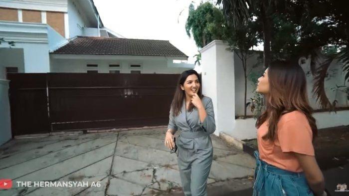 Rumah masa kecil <a href='https://manado.tribunnews.com/tag/ashanty' title='Ashanty'>Ashanty</a>.