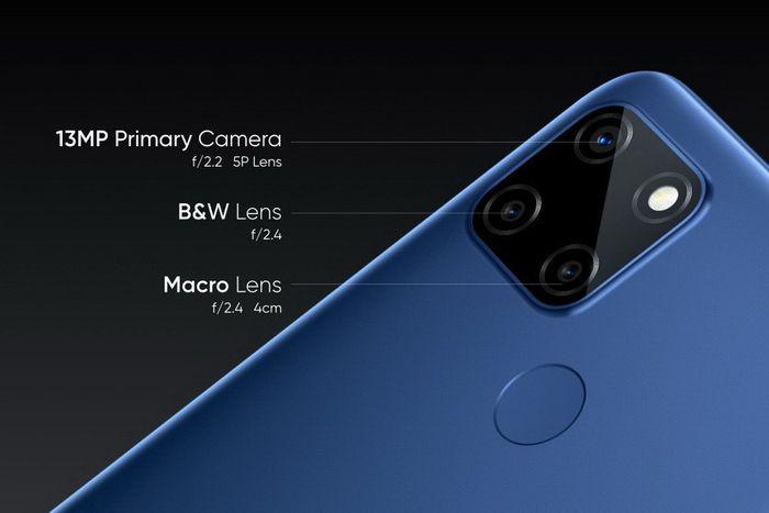 realme C12 Meluncur dengan Tiga Kamera, Baterai Besar, dan Harga ...