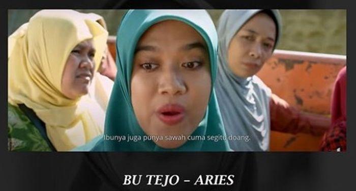 Bu Tejo - Aries