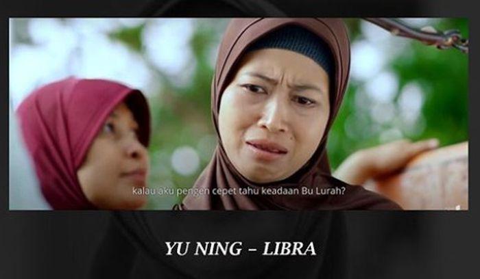 Yu Ning - Libra