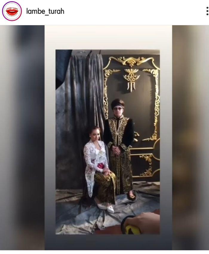 Aurel Hermansyah dan Atta Halilintar kepergok lakukan prewedding