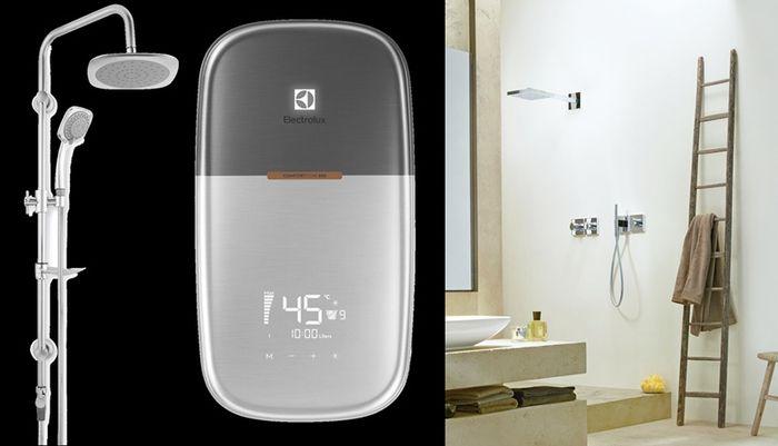 Water heater atau pemanas air jadi solusi mandi hangat untuk kesehatan.